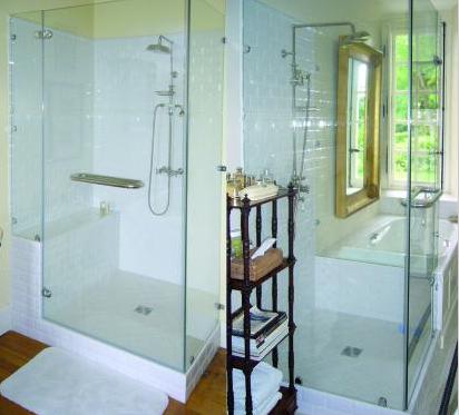 Vitres verre particuliers - Cabine de douche occasion particulier ...